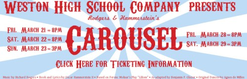 WHS Company Presents CAROUSEL
